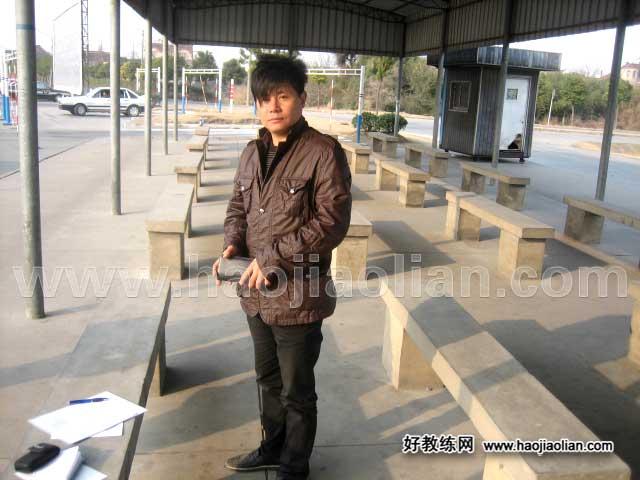 上海学车价格_教练朱军C1(手动档小车)周一至