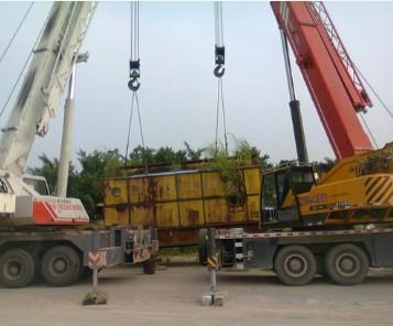 北京搬家公司恒通起重人工搬运设备搬迁