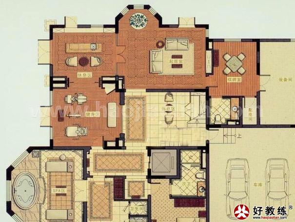 上海合生东郊别墅二手房,合生东郊别墅别墅级亿庄园广渠门3图片