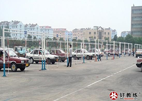 上海西渡学车攻略